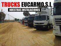 Müügiplats Trucks Eucarmo sl