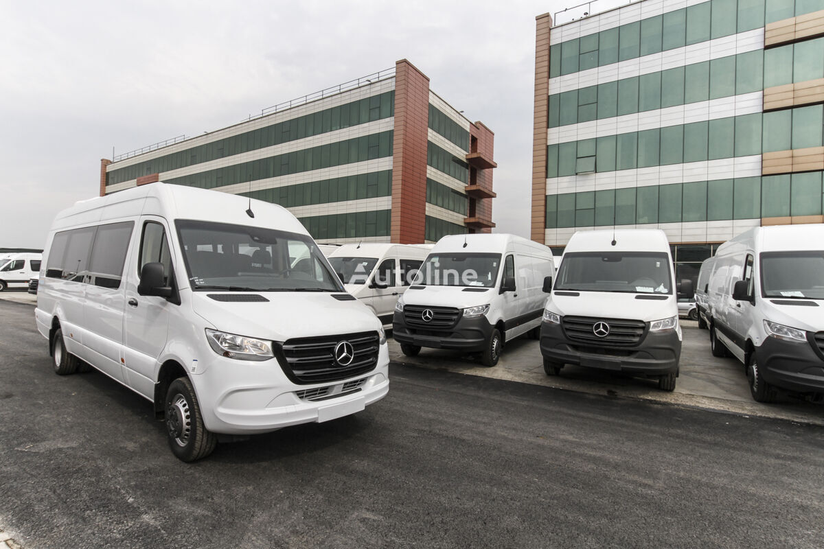 uus reisi mikrobuss MERCEDES-BENZ IDILIS 516 19+1+1 *COC* 5500kg * Ready for delivery