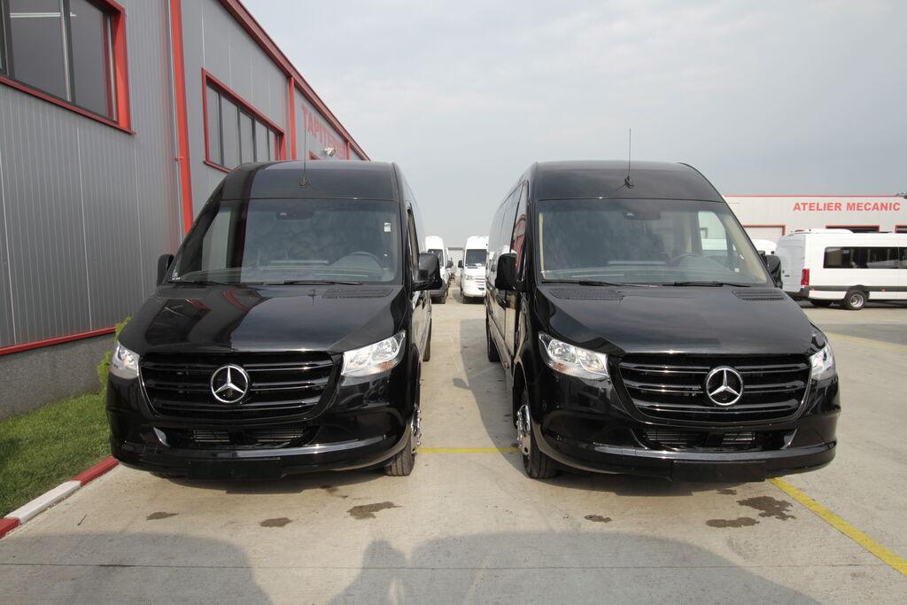 uus reisi mikrobuss MERCEDES-BENZ 519, vip *COC*