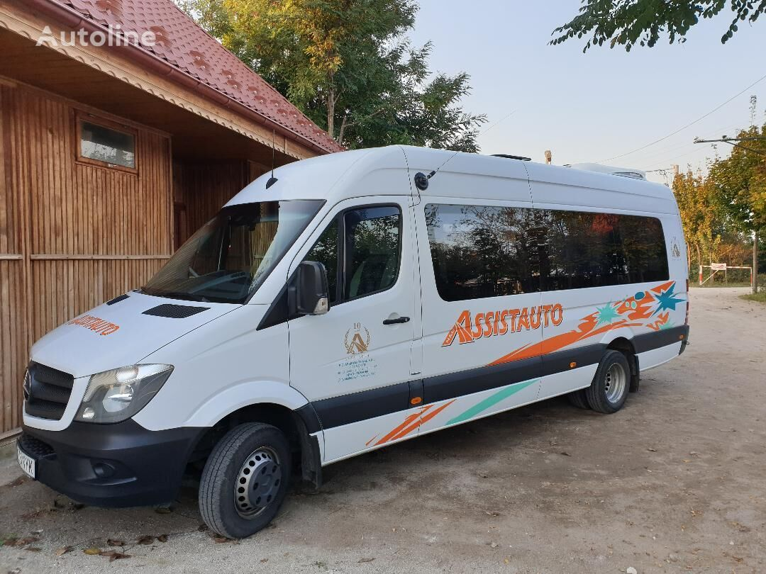 reisi mikrobuss MERCEDES-BENZ Sprinter 516