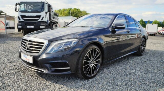 sedaan MERCEDES-BENZ S 500 4Matic / Burmester/ Massage/ Panorama