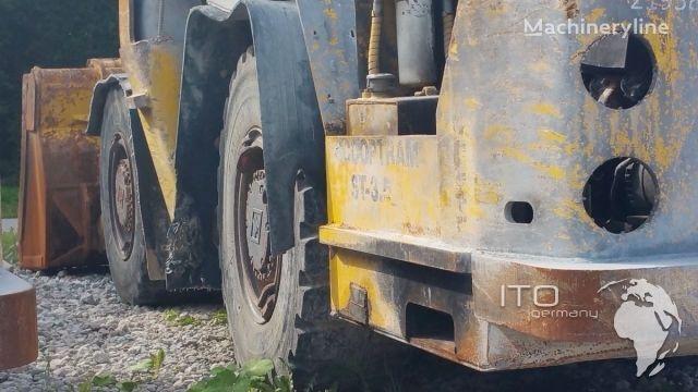 allmaakaevanduse laadur Atlas Copco ST3.5 Tunnellader