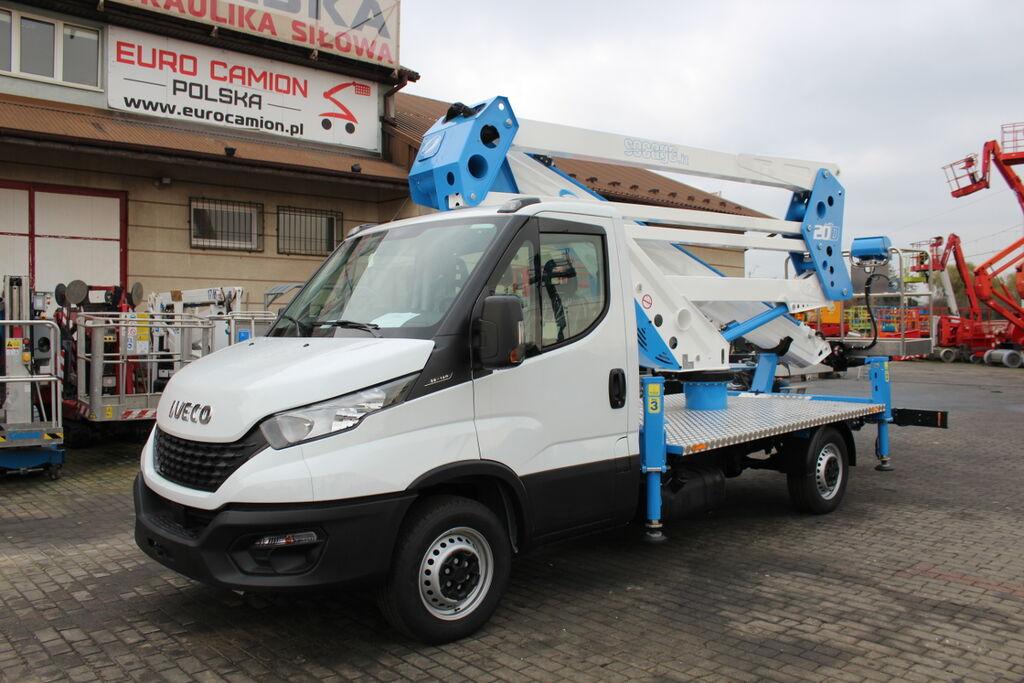 uus autotõstuk IVECO 35-140 20m Socage ForSte 20D