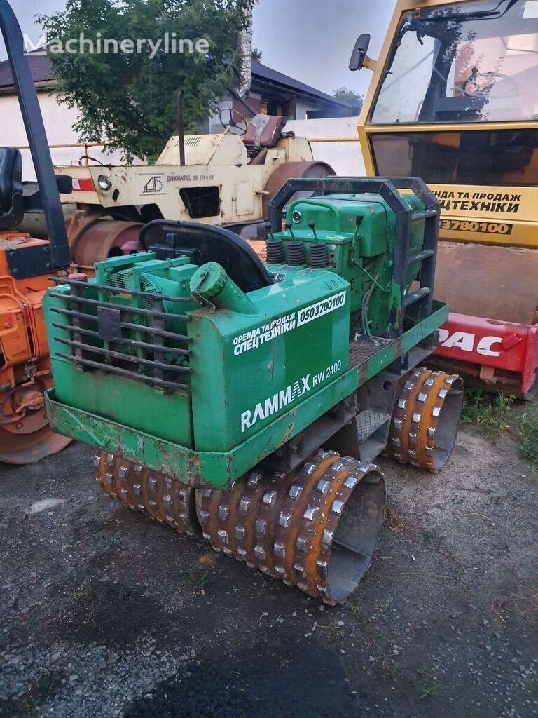 kompaktor AMMANN RAMMAX RW 2400