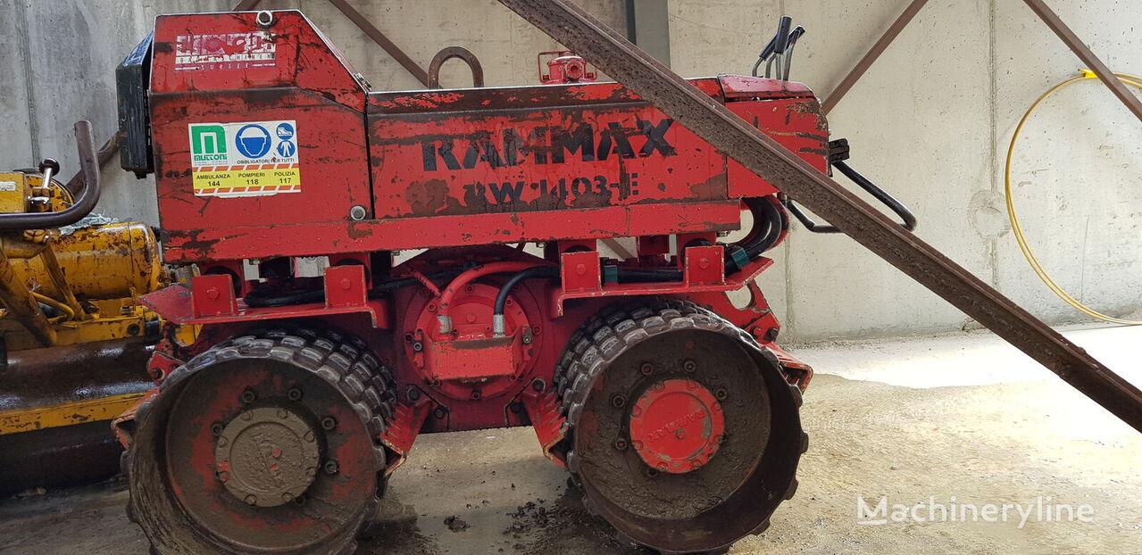kompaktor RAMMAX RW1403-E