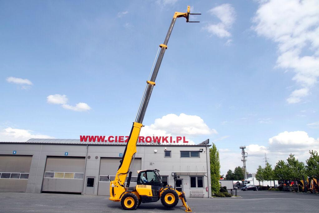 rataslaadur JCB 540-170 Hi-Viz / Powershift / 4x4x4 / 17m-4,000kg