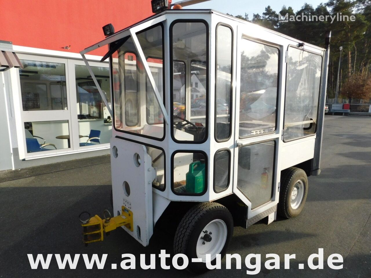 spetsiaalne puksiirauto PSI X3WT 3000lb TronAir