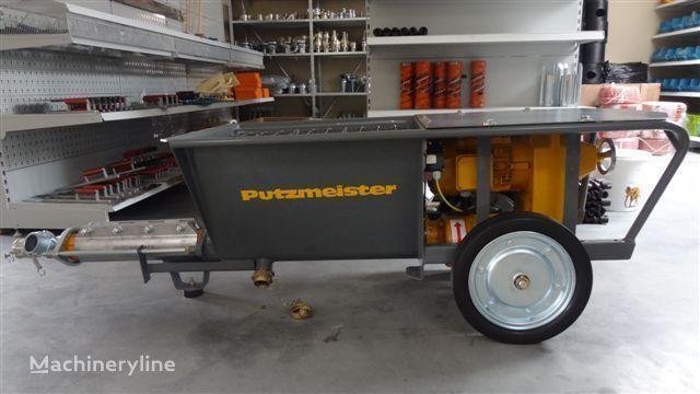 uus statsionaarne betoonipump PUTZMEISTER S5 EV