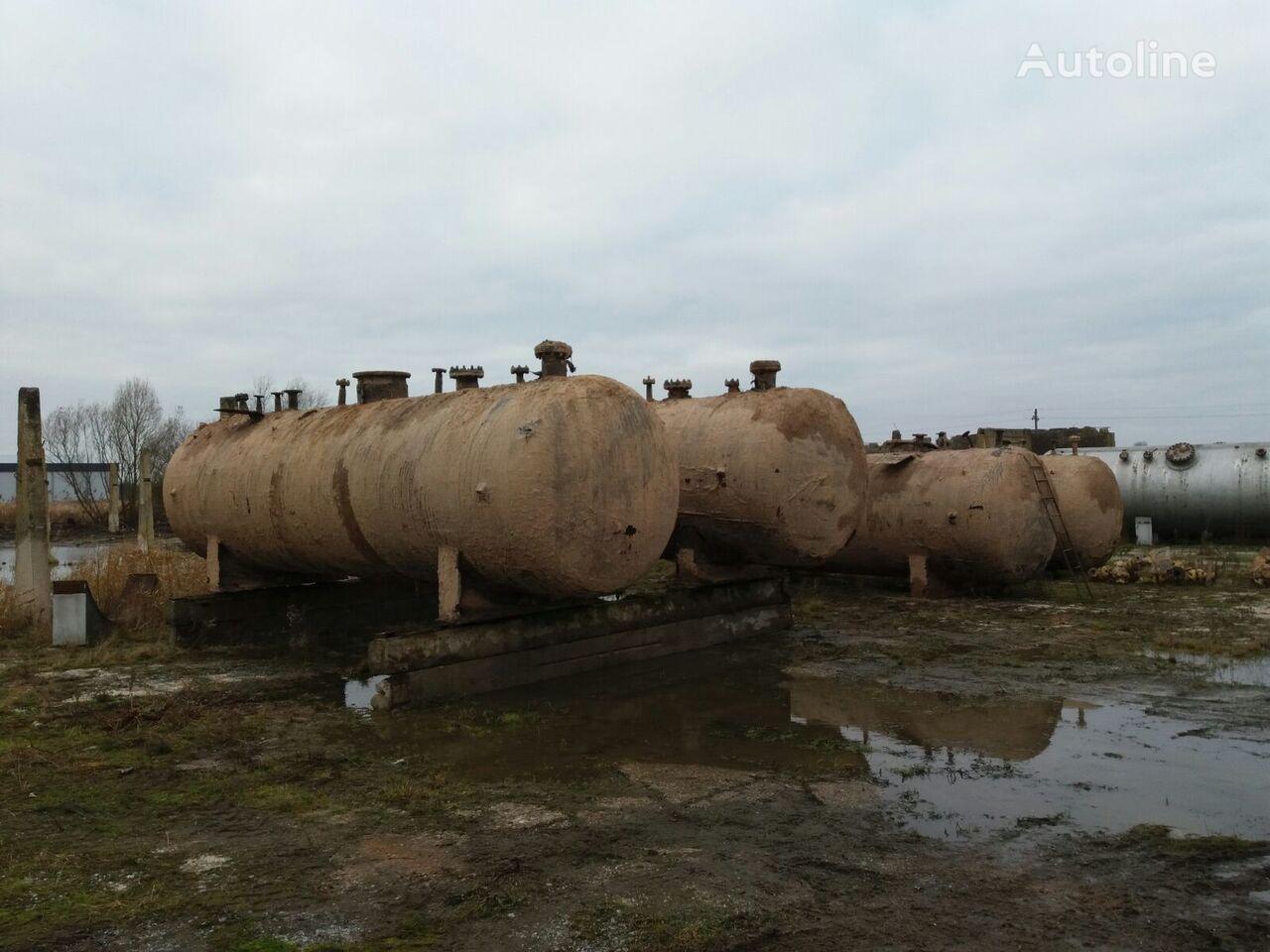 gaasitsistern 25000 liter storage tanks. 4 units