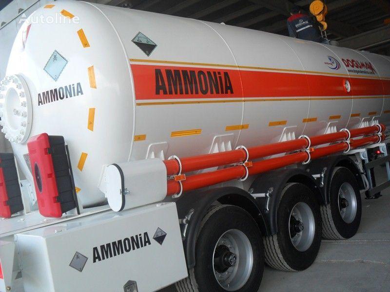 uus gaasitsistern DOĞUMAK AMMONIA NH3