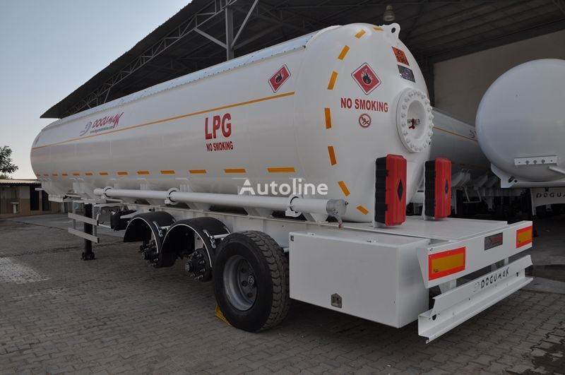 uus gaasitsistern DOĞUMAK LPG - DM35m3