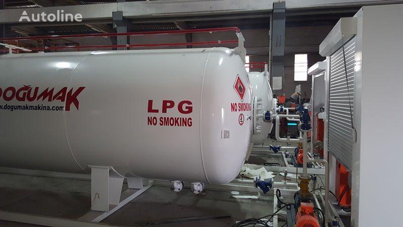 uus gaasitsistern DOĞUMAK Mini Lpg Cylinder Filling Station