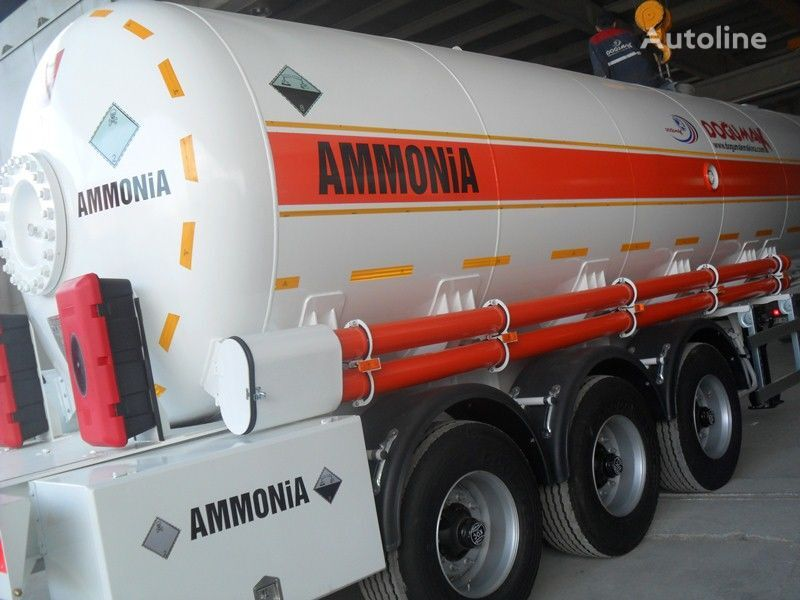 uus gaasitsistern DOĞUMAK AMMIAKOVOZ 35M3