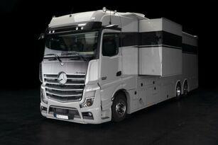 uus hobuseauto MERCEDES-BENZ RJH 2545 Exclusive Pferdetransporter POP-OUT LKW