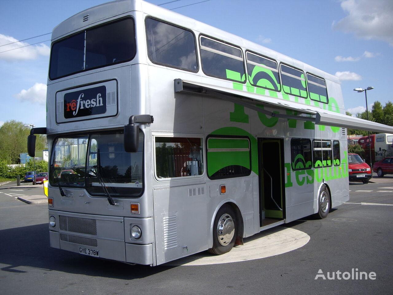 kahekorruseline buss MCW METROBUS British Double Decker Bus Pub Bar Cafe Restaurant