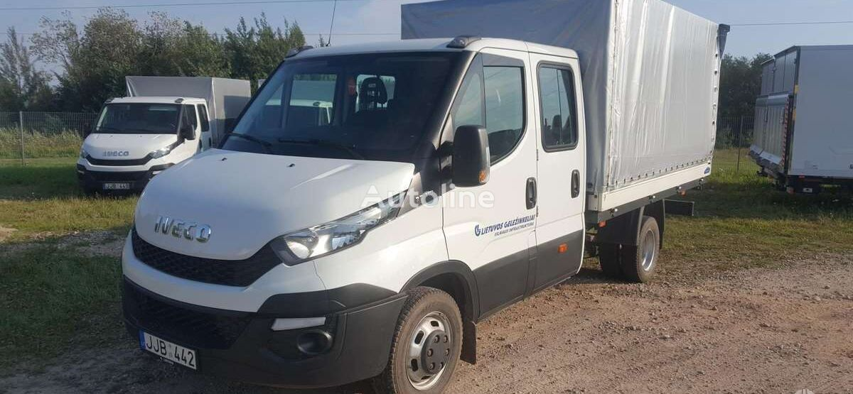 tent veoauto < 3.5t IVECO Daily