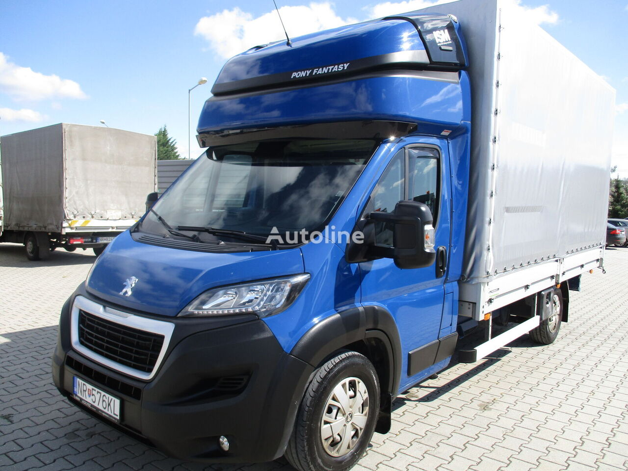 tent veoauto < 3.5t PEUGEOT Boxer 2.0 Blue HDi