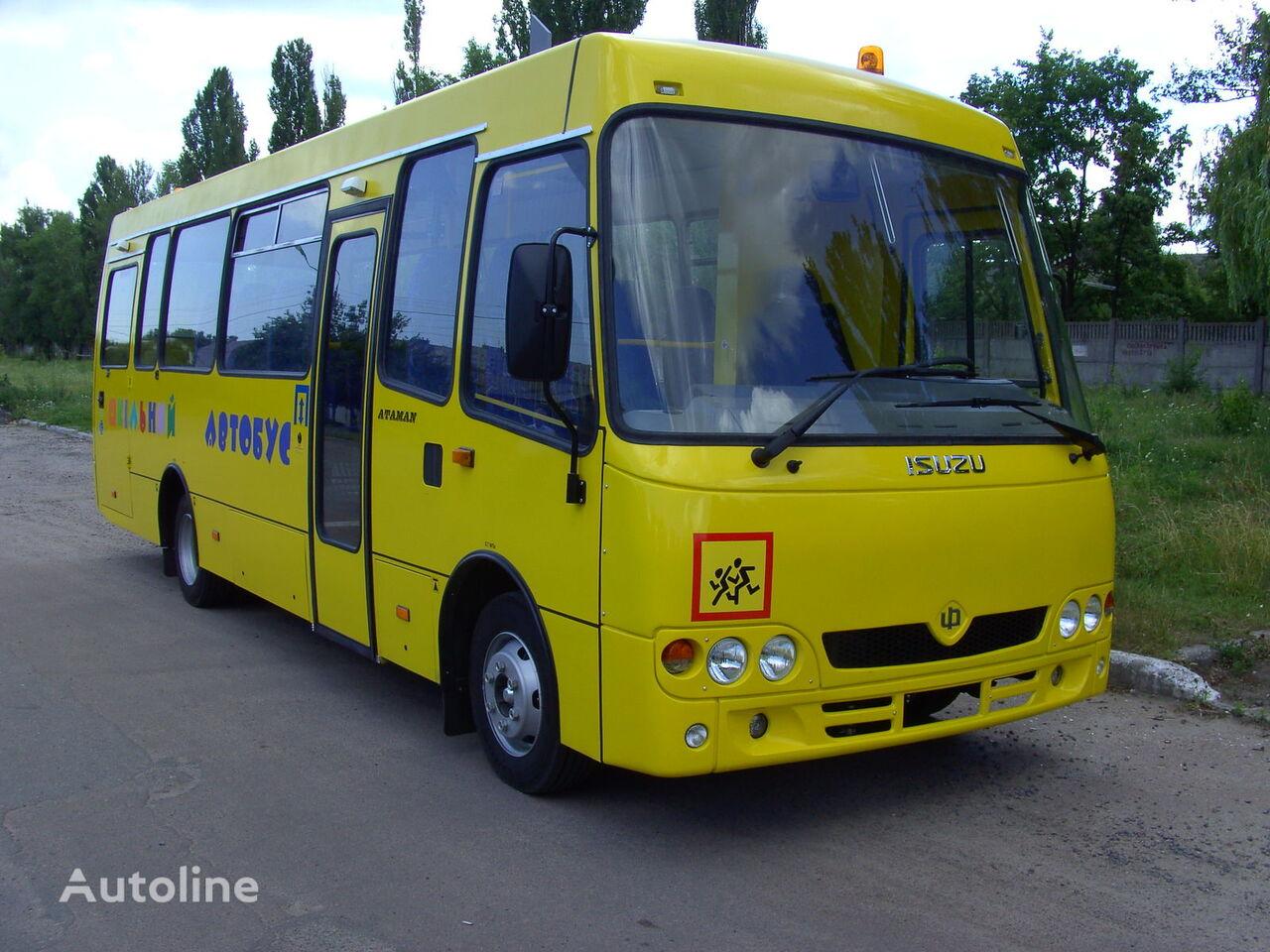 uus koolibuss ATAMAN D093S4
