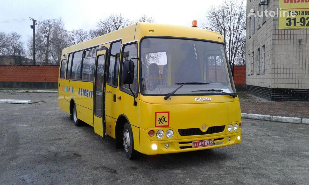 uus koolibuss BOGDAN D093S2