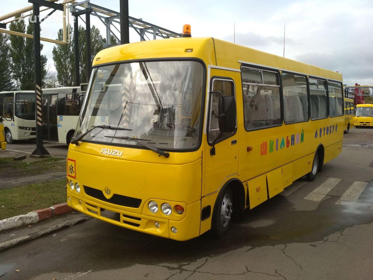 uus koolibuss ISUZU D093S2
