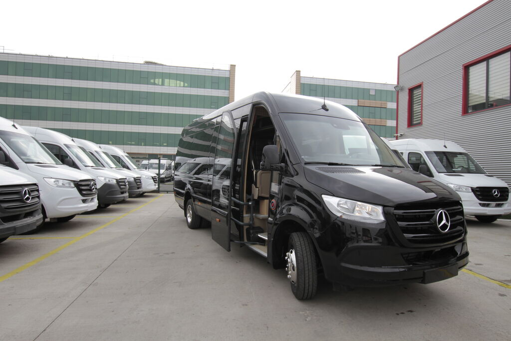 uus reisi mikrobuss MERCEDES-BENZ 519 19+1+1, vip *COC*