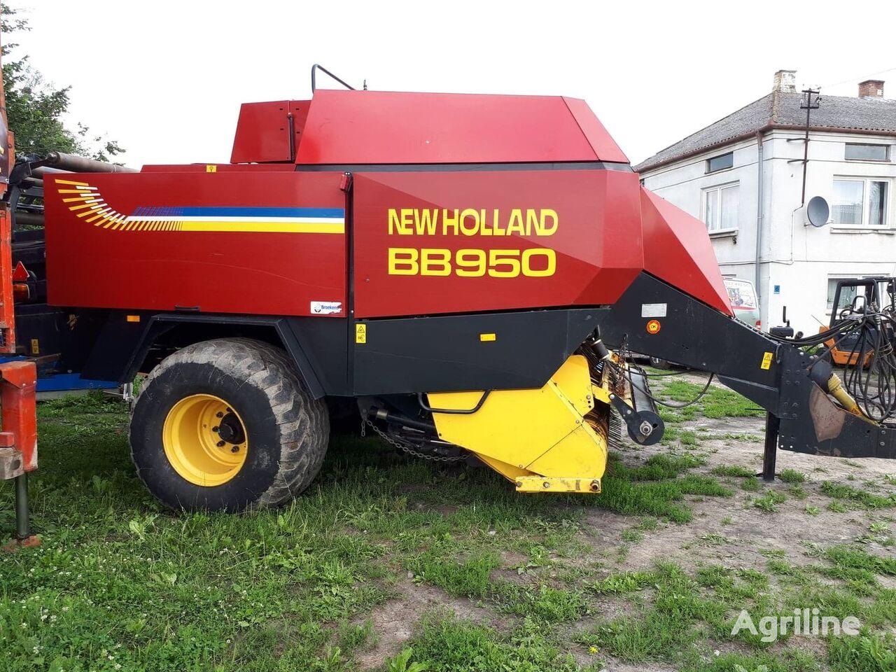heinapress NEW HOLLAND BB 950 pilnie