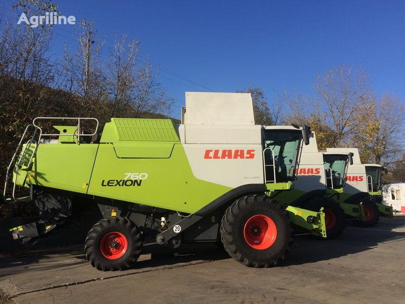 kombain CLAAS Lexion 760