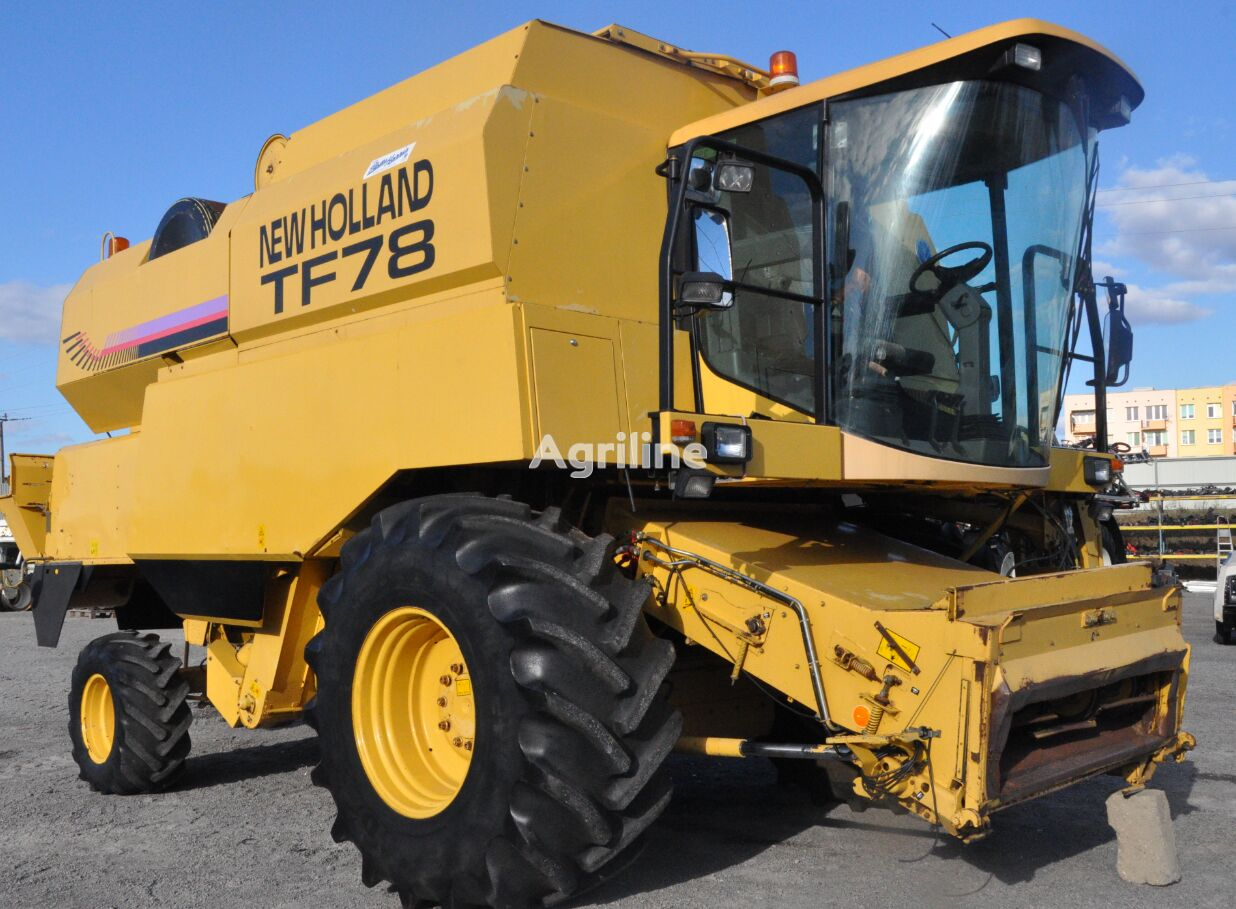 kombain NEW HOLLAND TF78 ELEKTRA