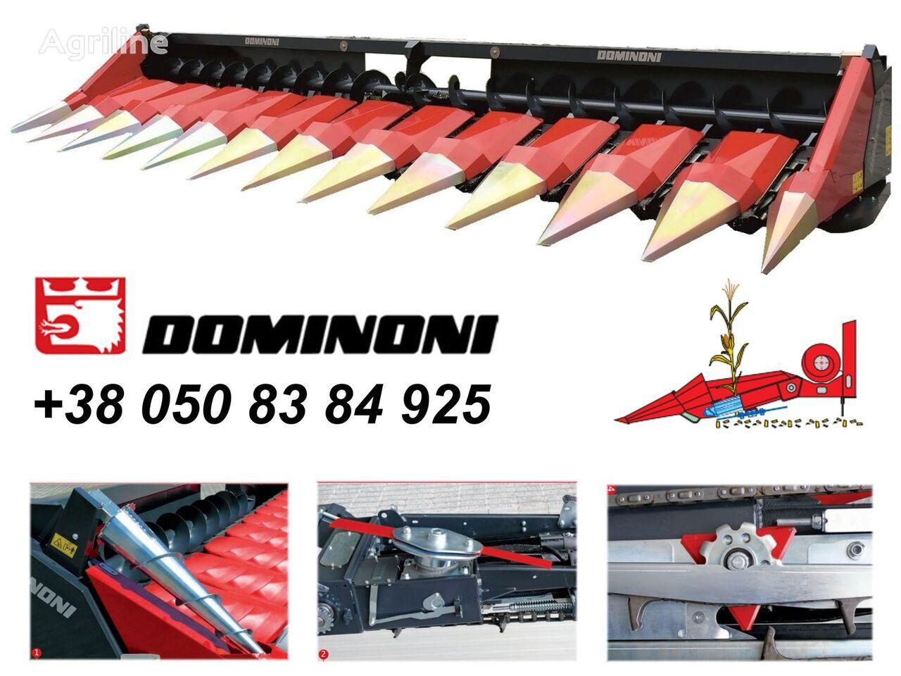 uus maisi lõikusmasin Dominoni Rock
