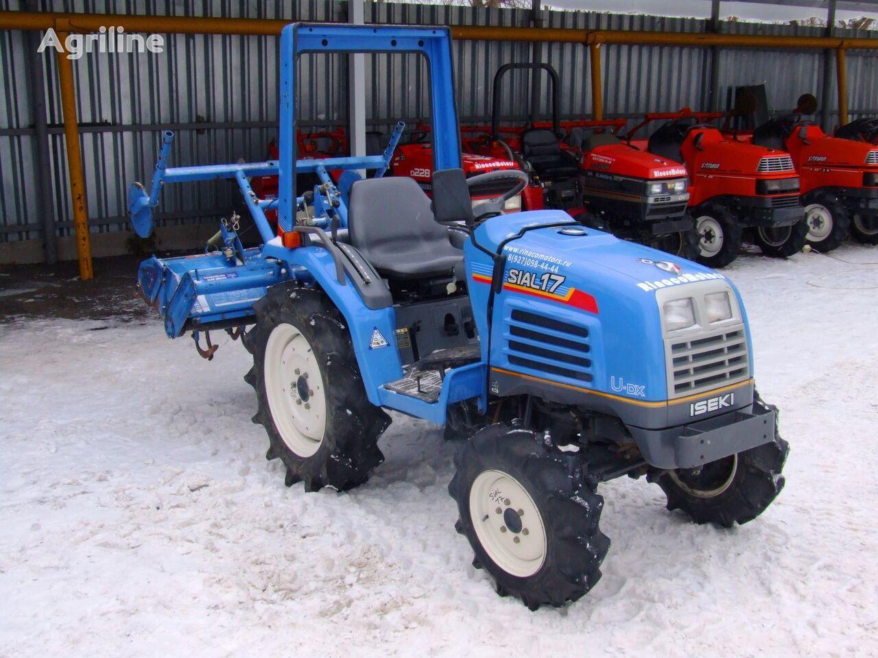 minitraktor ISEKI TF17F