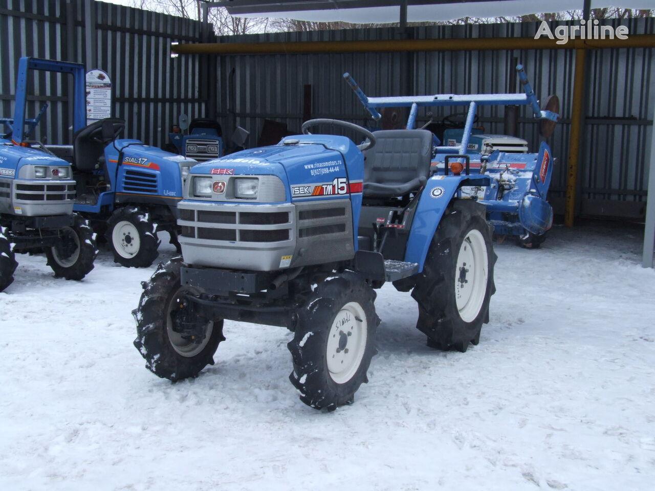 minitraktor ISEKI TM15F