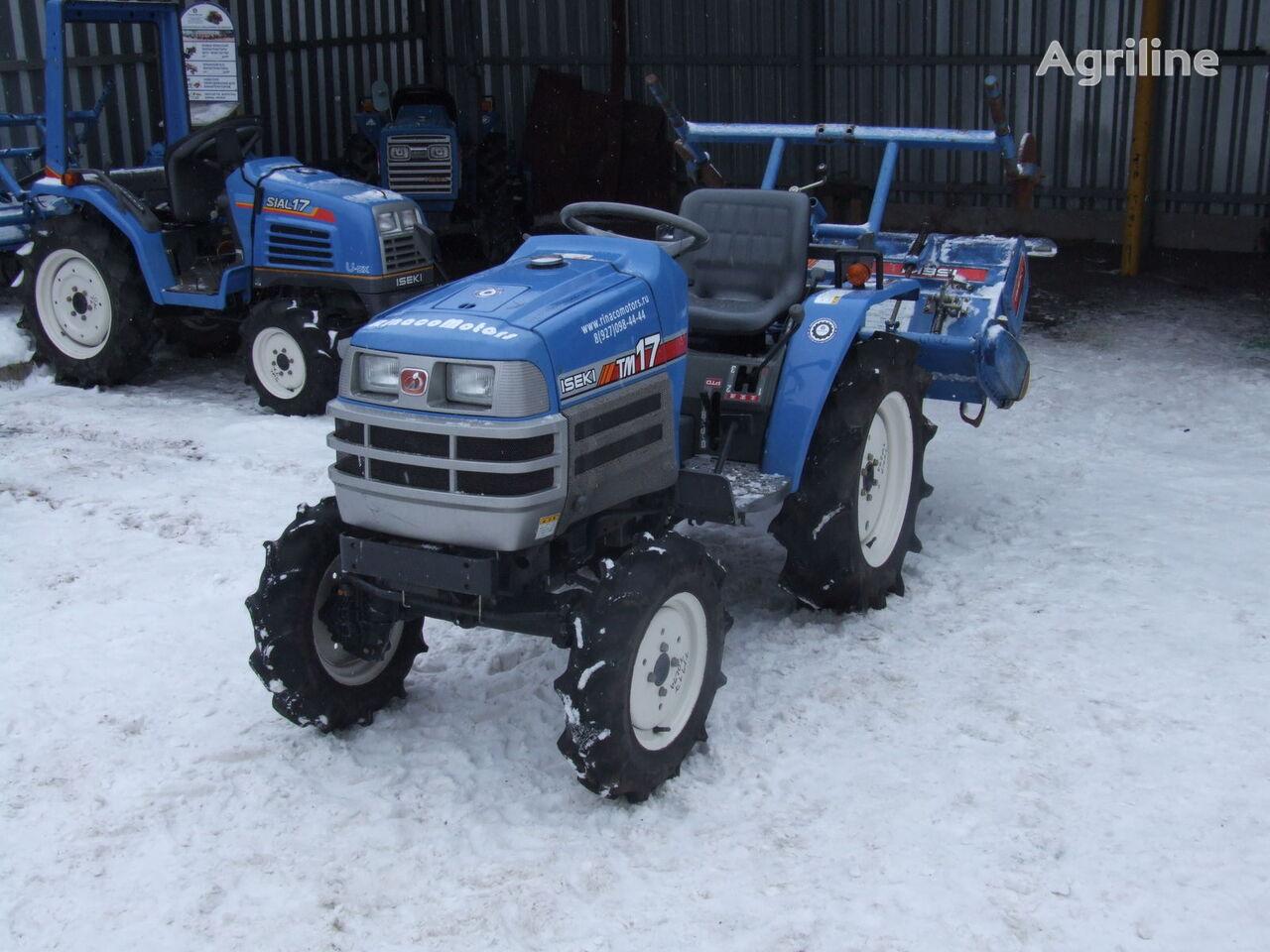 minitraktor ISEKI TM17F