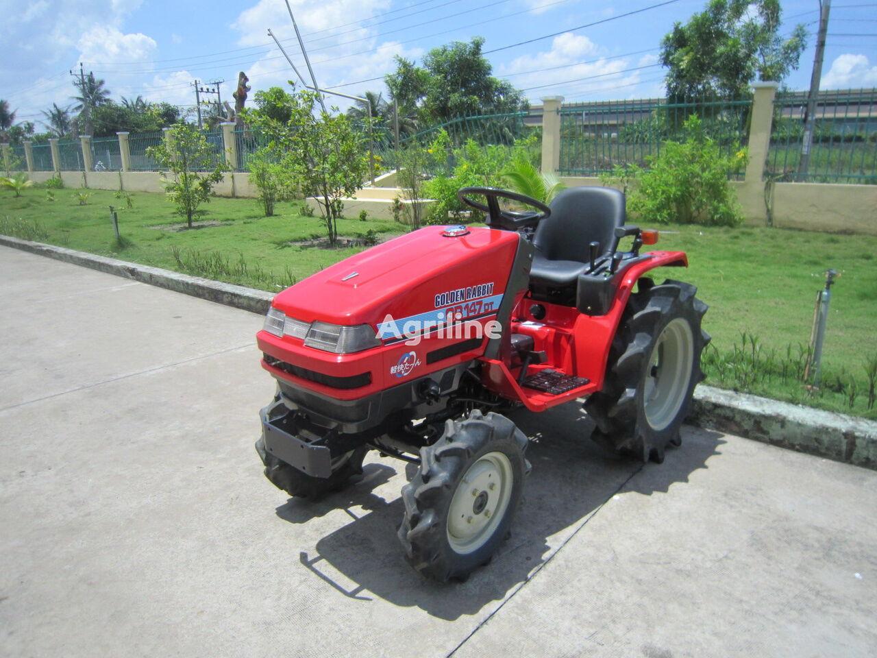 minitraktor YANMAR GR147DT