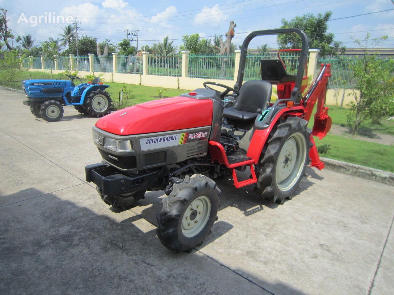minitraktor YANMAR GR210DT