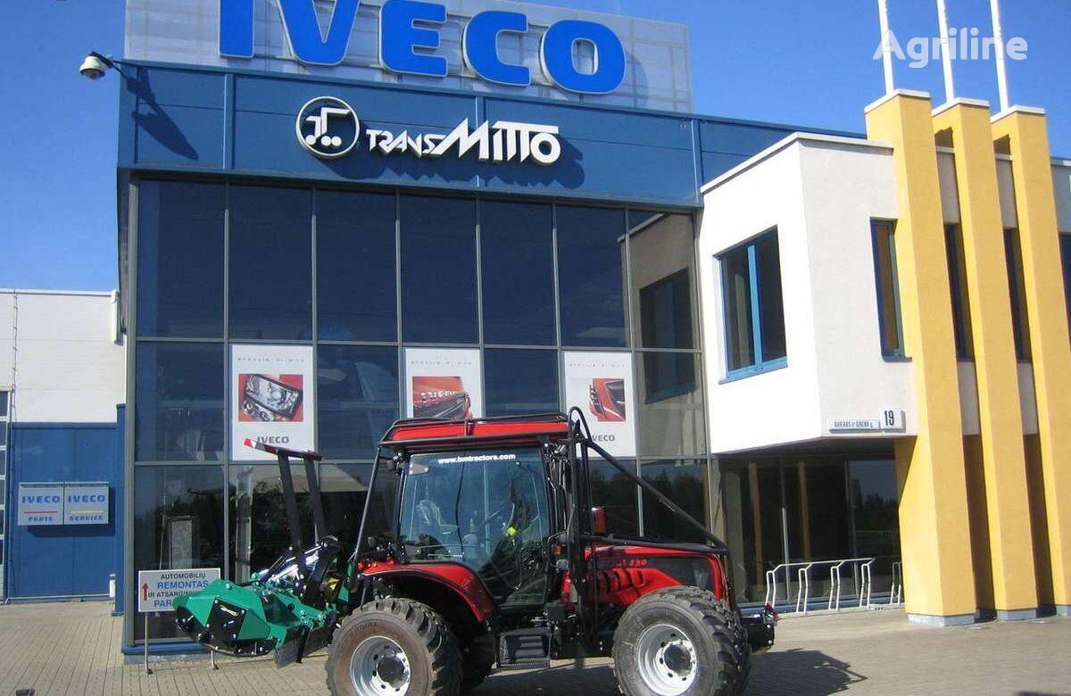 uus ratastraktor Kita- Better 130, tractors