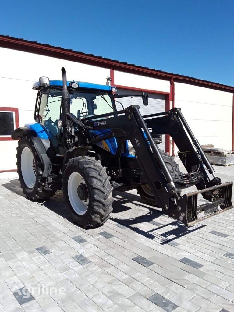 ratastraktor NEW HOLLAND T6020