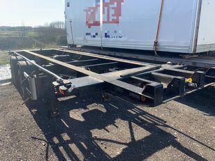 konteiner vedu poolhaagis Fahrzeugbau SP1.30.20.700.0
