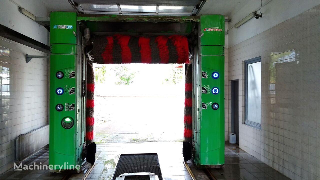 autopesula ISTOBAL , Osobná umývacia linka