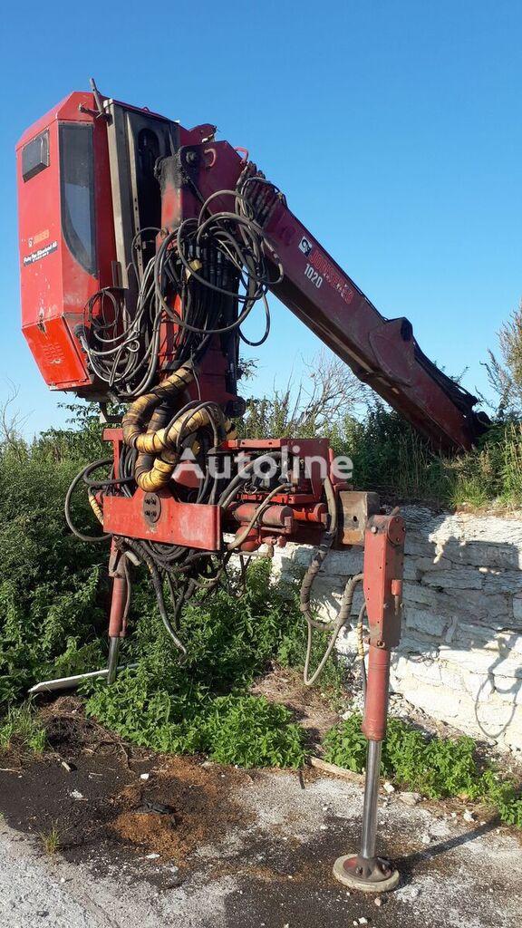kraana-manipulaator Jonsered timber crane