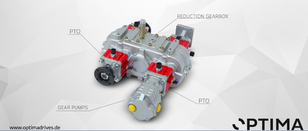 uus PTO OPTIMA tüübi jaoks veoauto MERCEDES-BENZ Volvo, Scania