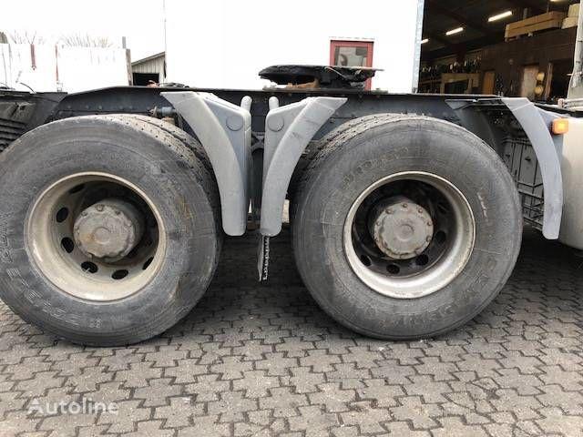 diferentsiaal MAN HPD-1382/HP-1352 - 4,00 1,333 tüübi jaoks veoauto