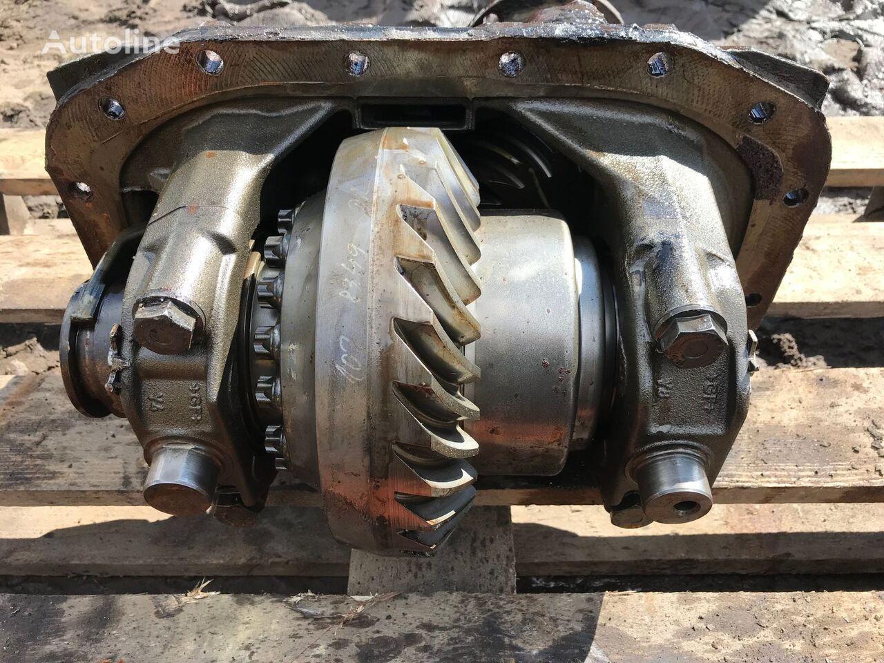 diferentsiaal MERCEDES-BENZ HL7 28:21 8x4 6x4 6x6 tüübi jaoks veoauto MERCEDES-BENZ Actros