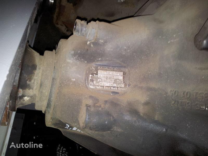diferentsiaal MERCEDES-BENZ actros, axle gear, MP3 axle HL6 ratio 37/13, 2.84 tüübi jaoks veduki MERCEDES-BENZ Actros