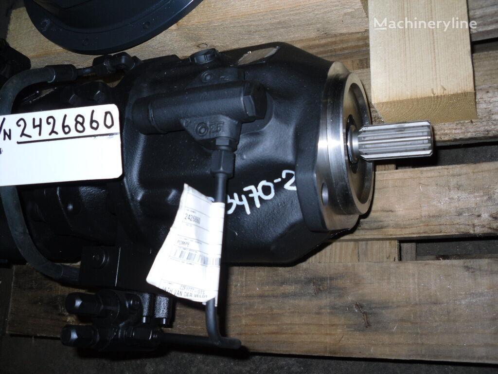 uus hüdropump O&K TEREX 2426860 tüübi jaoks teehöövli O&K F106.6