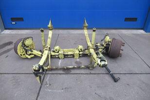 käigukast MAN Various MAN parts / Frontaxle / Coolers / Steeringhouse etc (WMAM03) tüübi jaoks veoauto