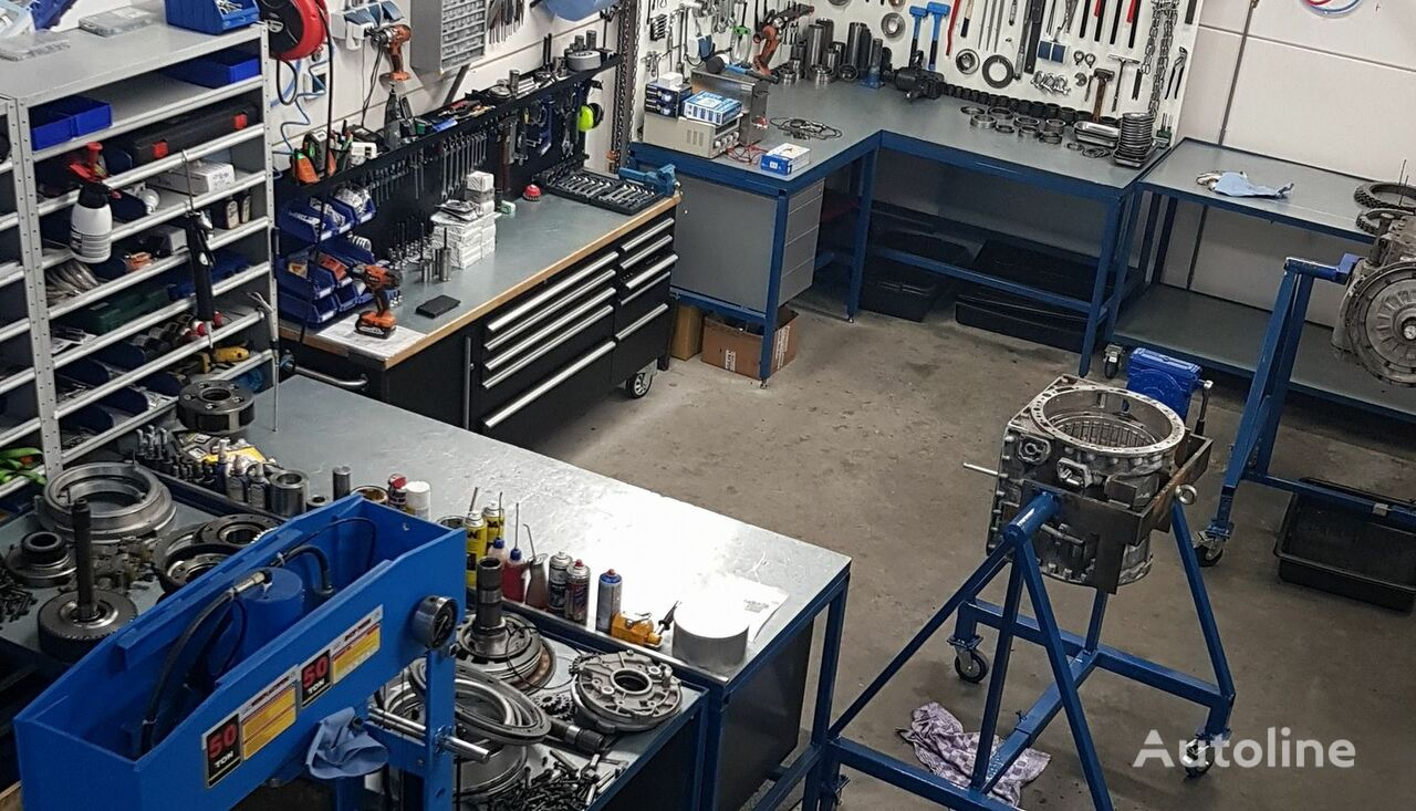 uus käigukast VOLVO PT2519 22418 22419 tüübi jaoks liigendkalluri VOLVO A25 A30 A35 A40 A40D