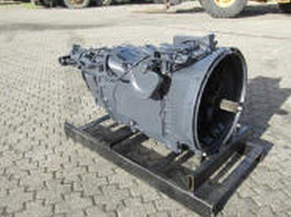 käigukast VOLVO VTO2514B tüübi jaoks veduki