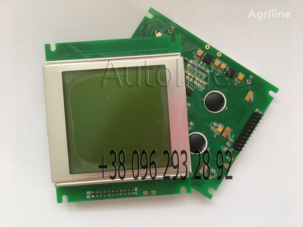 uus monitor Ekran TM128128CD dlya SM300, SM400, Challenger 8186 tüübi jaoks külvimasina MASSEY FERGUSON MF-555