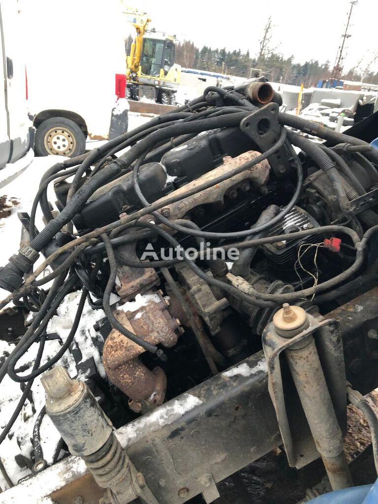 mootor MAN D0824LF06 tüübi jaoks veduki MAN 10.163
