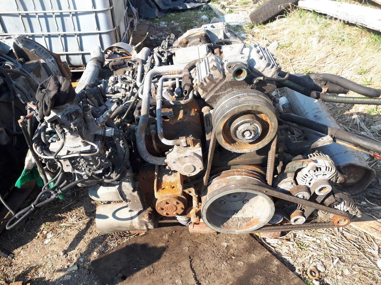 mootor MAN E2876LOH01/ E2876LOH02 tüübi jaoks bussi MAN E2876LUH02/D 2566. 280